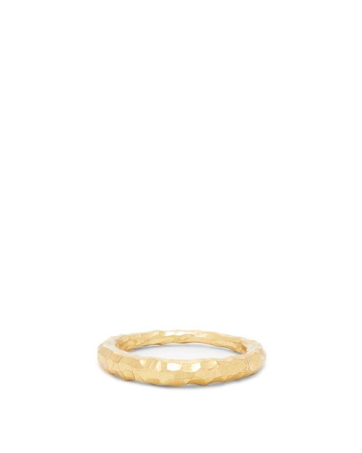 All_blues Metallic Hungry Snake Gold-vermeil Ring