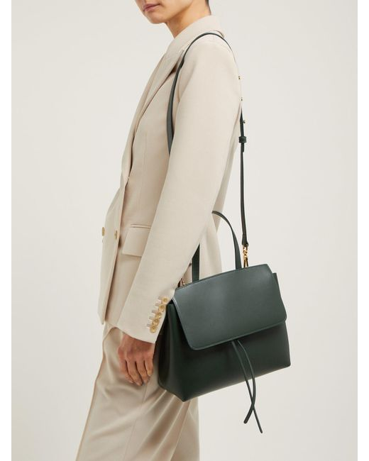908dcf83224 Women's Green Mini Lady Leather Cross Body Bag