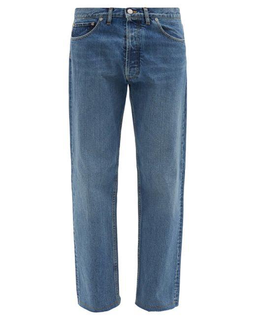 メンズ Maison Margiela ストレートジーンズ Blue
