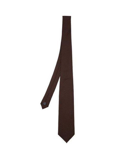 Pois Kilgour Cravate En Soie 2sxLpv9