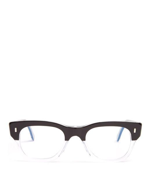 Cutler & Gross   Black 0772 Rectangle-frame Acetate Glasses for Men   Lyst