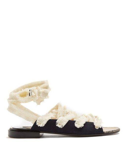Espadrille sandals Altuzarra Lt7Y1Kx9j