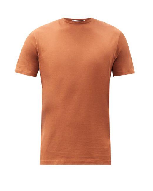 メンズ Sunspel ピマコットンtシャツ Multicolor