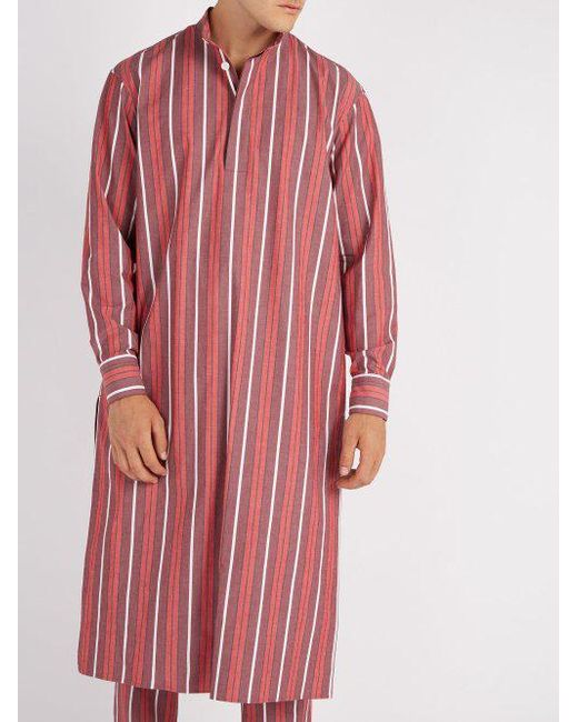 Outlet Many Kinds Of Striped cotton blend tunic shirt CONNOLLY For Sale Buy Authentic Online Discount Official Site Sale Low Cost T1FgKGfT