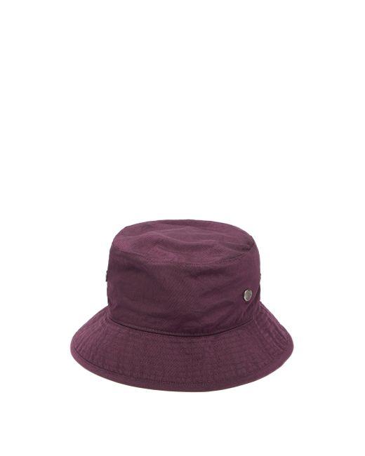 メンズ Acne バケットハット Purple