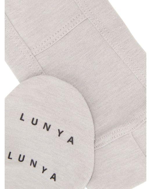 Lunya リストア コットンブレンドソックス Multicolor