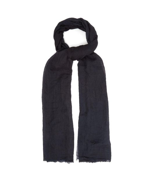 Title Of Work - Multicolor Solid Cashmere Scarf for Men - Lyst