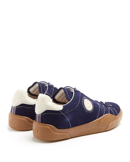 Wave low-top suede trainers Eytys Kt1f6