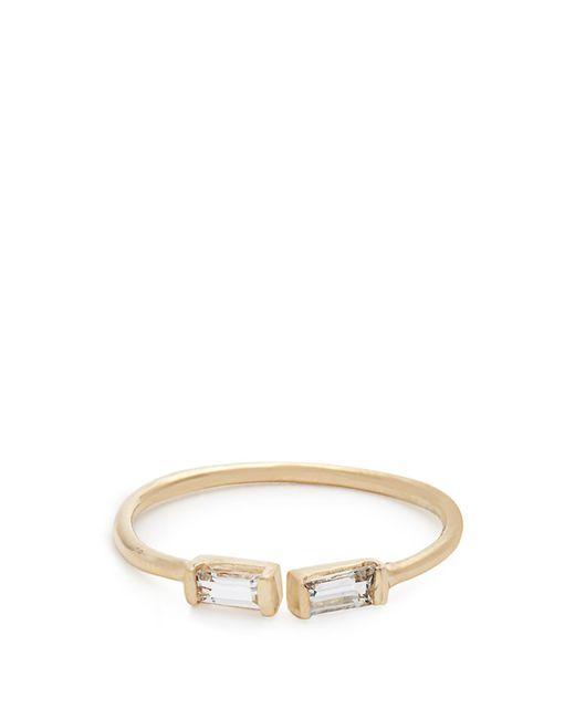 Loren Stewart | Metallic Sapphire & Yellow-gold Ring | Lyst