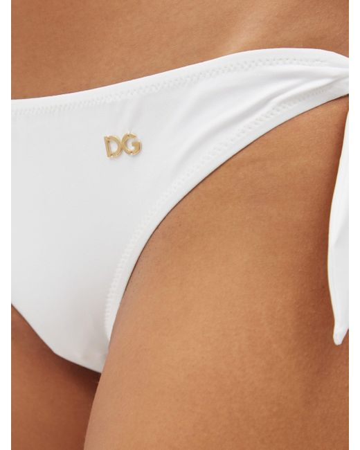 Dolce & Gabbana タイサイド ビキニボトム Multicolor