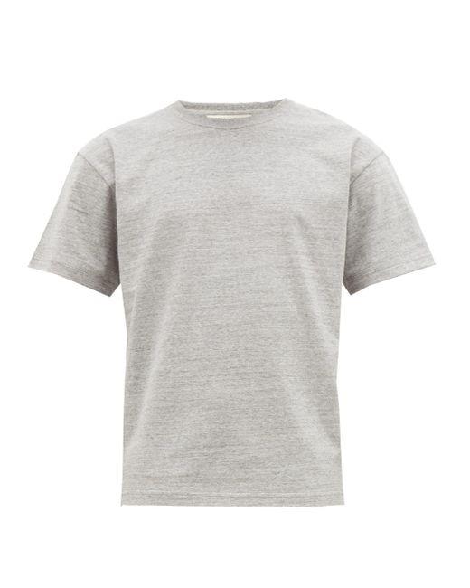 メンズ Bottega Veneta コットンtシャツ Gray