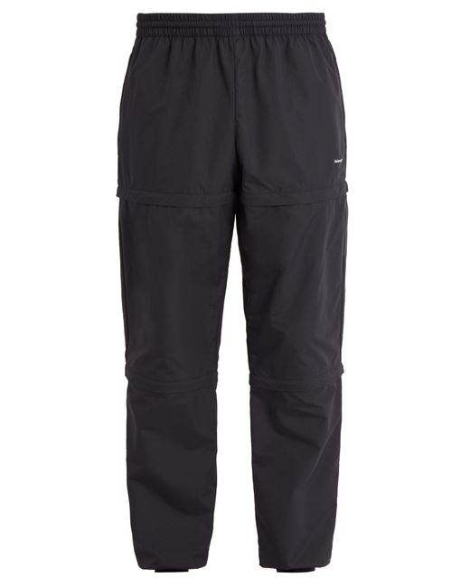 Balenciaga - Multicolor Elasticated Waist Detachable Panel Trousers for Men - Lyst