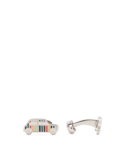 Boutons de manchette en émail à voiture miniature Paul Smith pour homme en coloris Multicolor