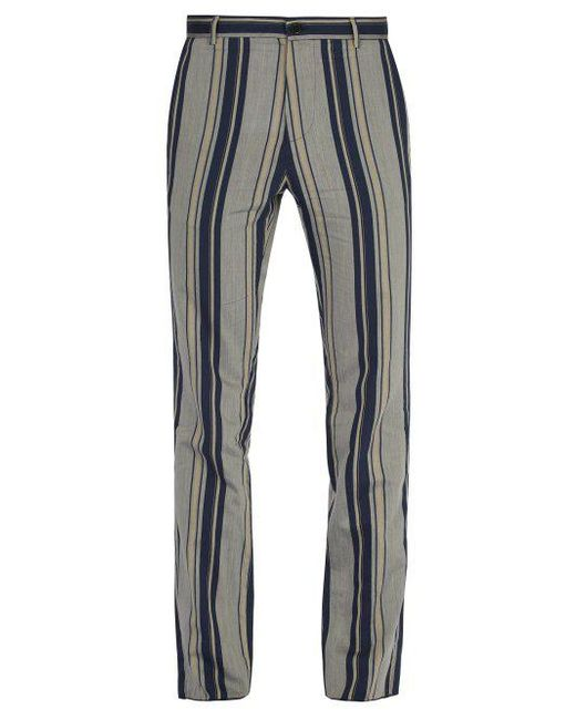 The Nico striped trousers Arj a20Uuvv