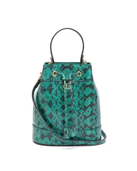 Gucci オフィディア エラフェ バケットバッグ Green