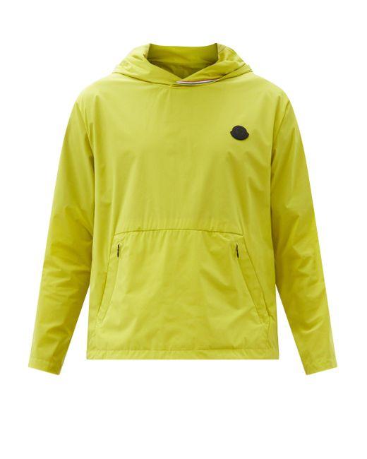 メンズ Moncler エスカル シェル フーデッドジャケット Multicolor