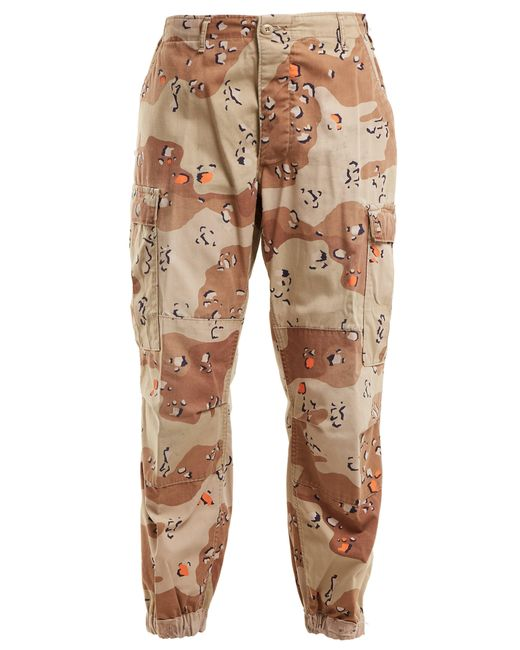 MYAR - Multicolor 1990s Usp90 American Camouflage Trousers - Lyst