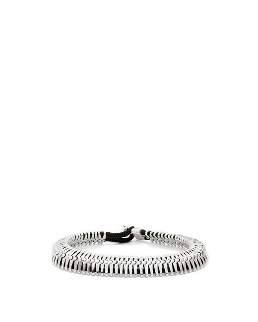 Miansai - Metallic K-link Silver Bracelet for Men - Lyst