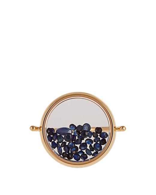 Aurelie Bidermann   Multicolor Sapphire & Yellow-gold Ring   Lyst