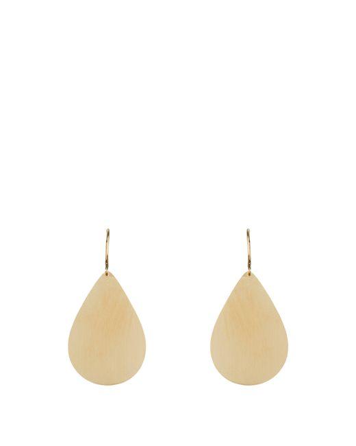 Irene Neuwirth - Metallic Yellow Gold Earrings - Lyst