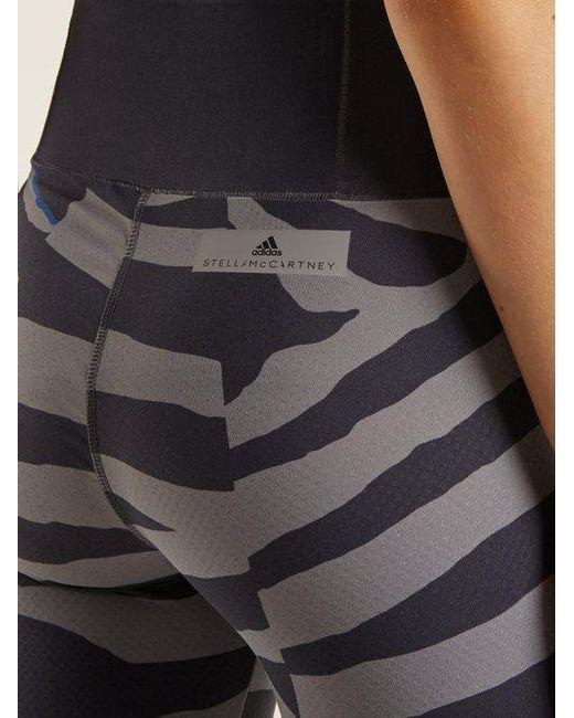 Adidas By Stella Adidas Mccartney Tren Miracle Tiger 19928 Stripe print print Leggings 26cb85e - allergistofbrug.website