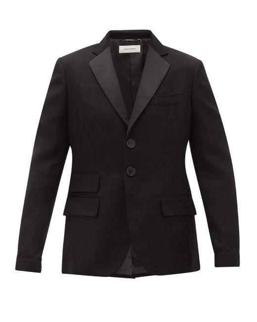 メンズ Wales Bonner ディエゴ シングルジャケット Black