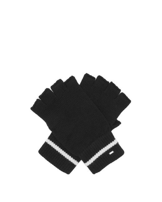 Mitaines en laine Saint Laurent pour homme en coloris Black