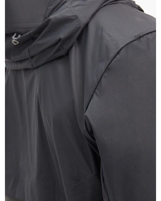 メンズ On テクニカルシェル ウェザージャケット Gray