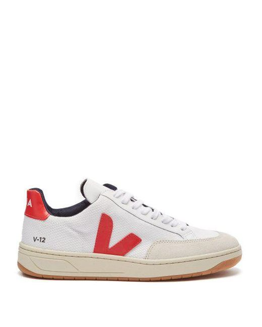 Nicekicks Cheap Online Store Sale V-12 low-top trainers Veja Clearance Cheap Real Outlet Sneakernews uEMhObl