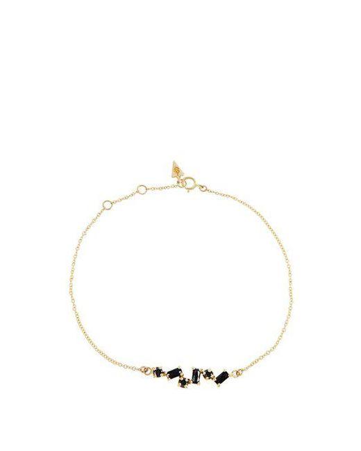 Loren Stewart - Metallic Onyx & Yellow-gold Bracelet - Lyst
