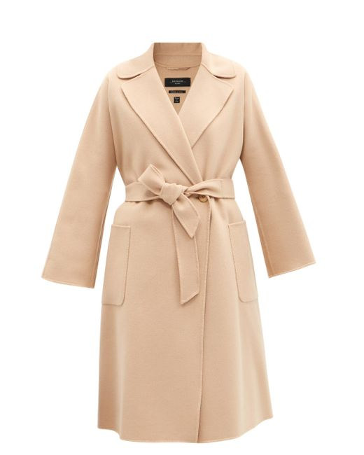 Weekend by Maxmara Natural Selz Coat
