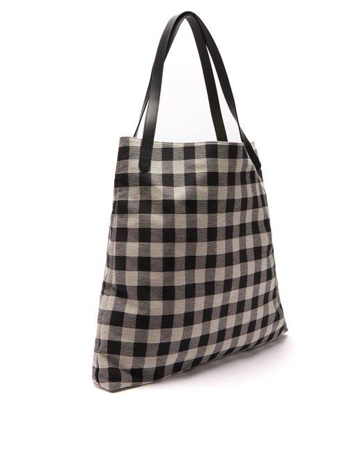 3a19eb03706 Women's Black Hobo Oversized Canvas Tote Bag
