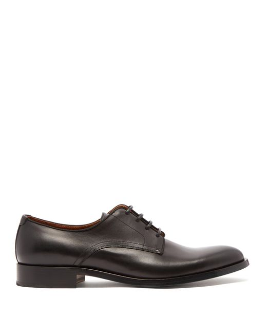 Givenchy - Multicolor Rider Leather Derby Shoes for Men - Lyst