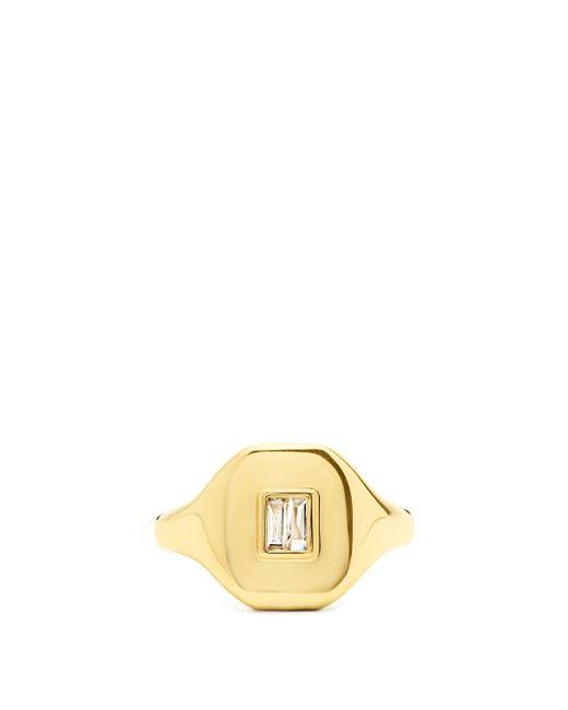 SHAY エッセンシャル ダイヤモンド 18kゴールドリング Multicolor