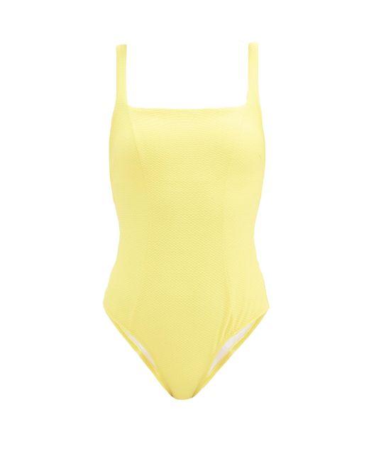 Heidi Klein カンクン スイムウェア Yellow