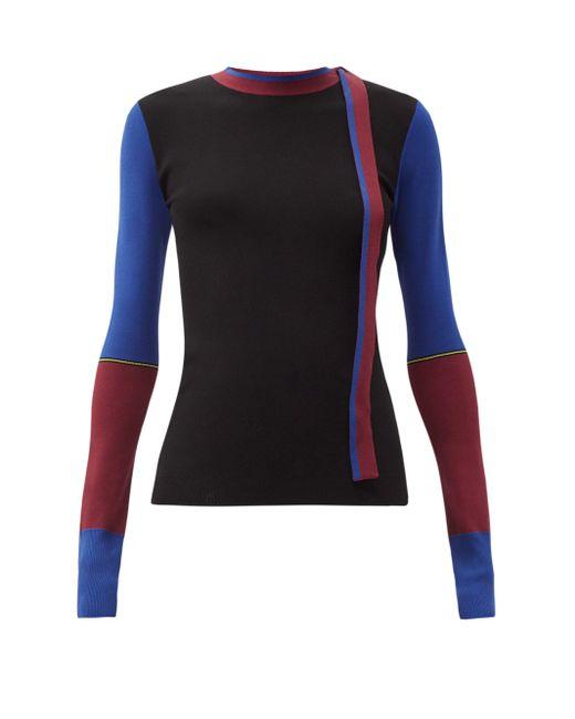 Roksanda アミス カラーブロックセーター Multicolor