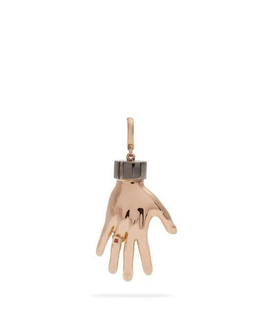 Annoushka - Multicolor X Vampire's Wife Red Right Hand Charm - Lyst
