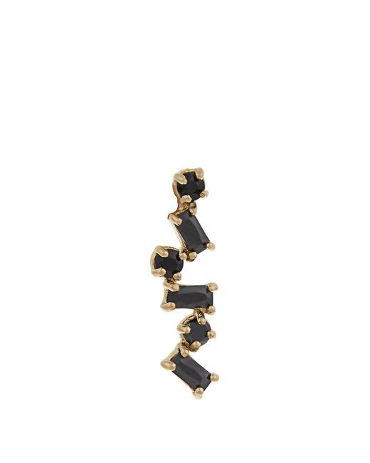 Loren Stewart | Metallic Onyx & Yellow-gold Earring | Lyst