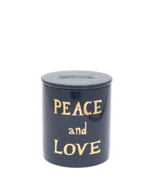 Bella Freud Peace And Love アロマキャンドル Blue