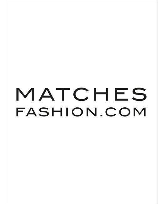 メンズ Emanuele Bicocchi ブレード&カーブチェーン ローズゴールドヴェルメイユブレスレット Multicolor