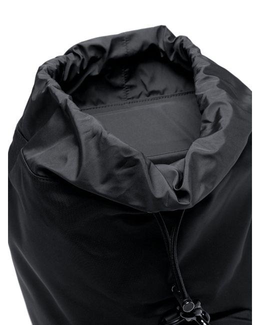 メンズ Alexander McQueen アーバン ミディアム テクニカルバックパック Black