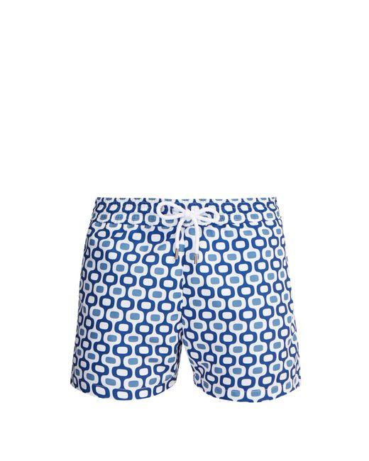 Short de bain à imprimé Ipanema Sports Frescobol Carioca pour homme en coloris Blue