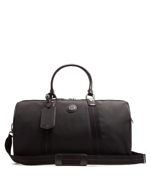 Dunhill | Black Guardsman Holdall for Men | Lyst