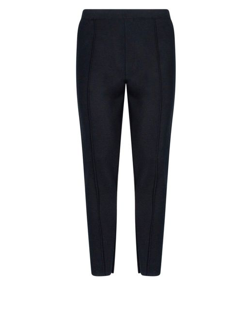 Prada Black Wool Pants for men