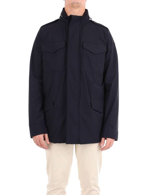 Rrd Blue Polyamide Outerwear Jacket for men