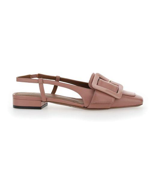 L'Autre Chose Pink Other Materials Flats