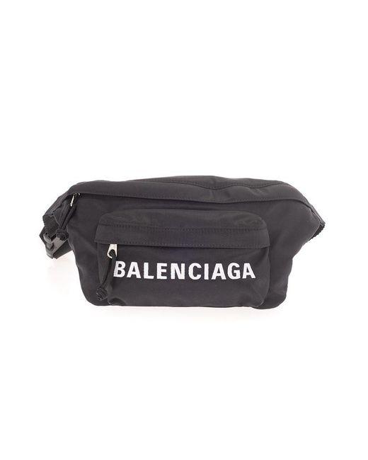 Balenciaga POLYESTER GÜRTELTASCHE in Black für Herren