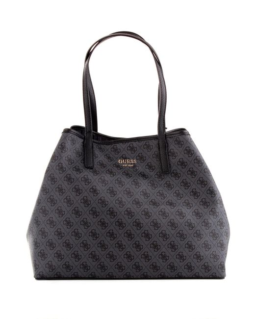 Guess Black POLYESTER TOTE