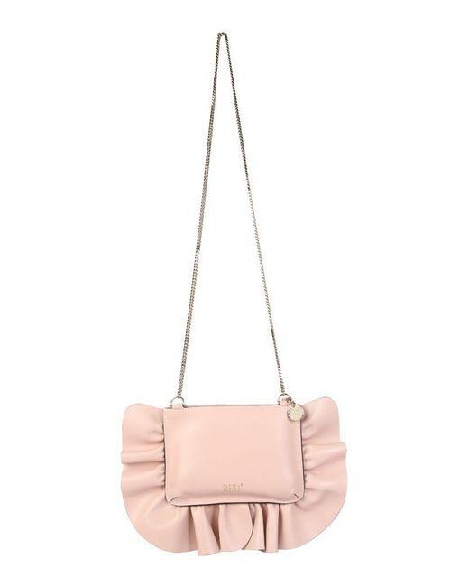 RED Valentino Pink Other Materials Shoulder Bag