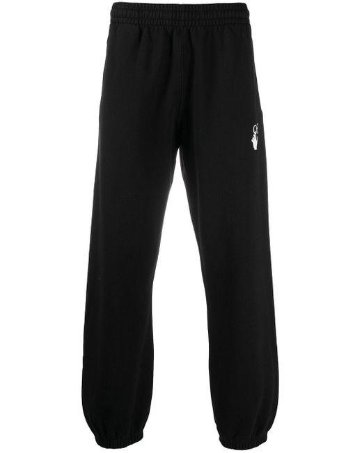 Off-White c/o Virgil Abloh 'Marker' Jogginghose in Black für Herren